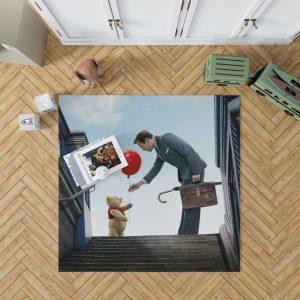 Christopher Robin Movie Bedroom Living Room Floor Carpet Rug 1