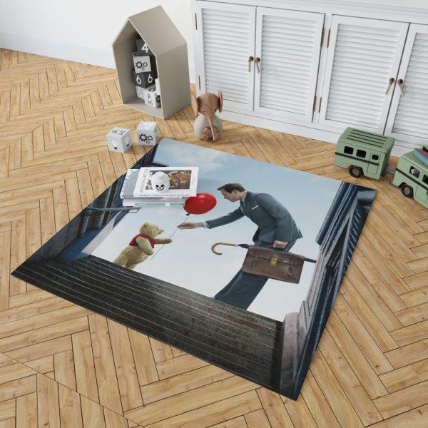 Christopher Robin Movie Bedroom Living Room Floor Carpet Rug 2