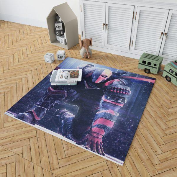 DC Comics Deathstroke Bedroom Living Room Floor Carpet Rug 2