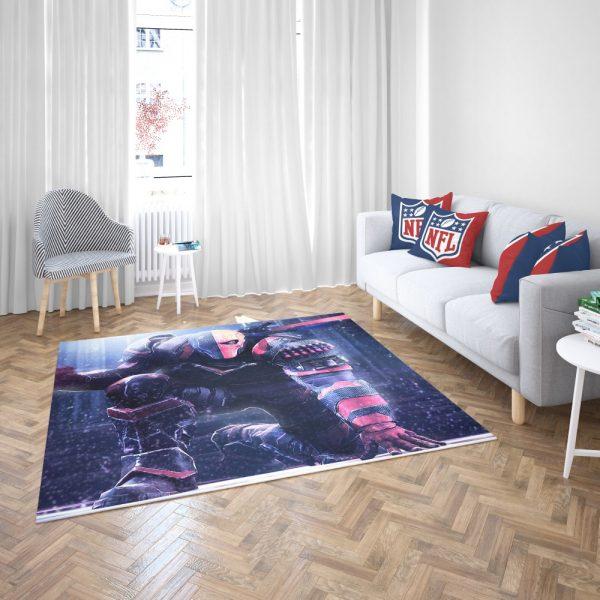 DC Comics Deathstroke Bedroom Living Room Floor Carpet Rug 3