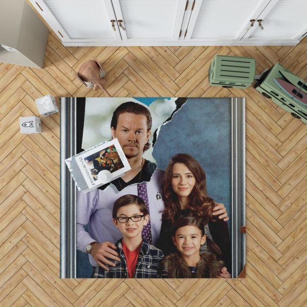 Daddy's Home Movie Bedroom Living Room Floor Carpet Rug 1