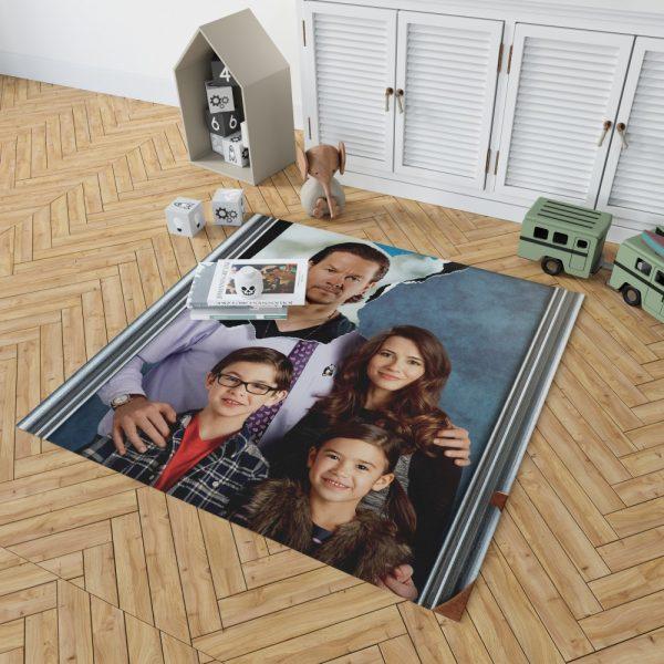 Daddy's Home Movie Bedroom Living Room Floor Carpet Rug 2