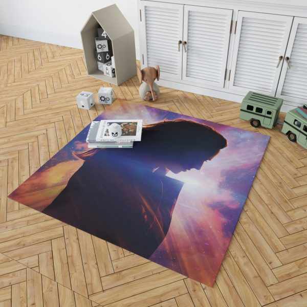 Dark Phoenix Movie Jean Grey Marvel Comics Bedroom Living Room Floor Carpet Rug 2