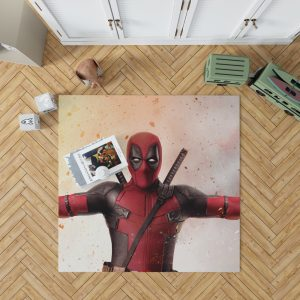 Deadpool 2 Movie Bedroom Living Room Floor Carpet Rug 1
