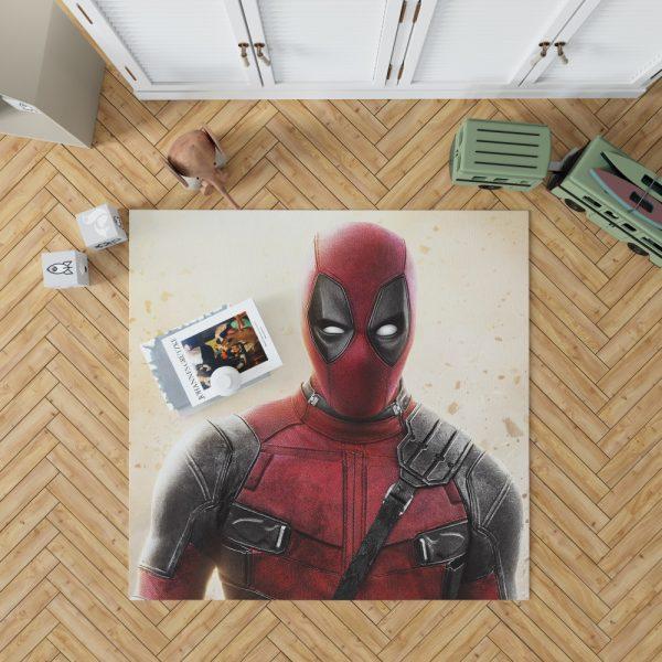 Deadpool 2 Movie Super Hero Bedroom Living Room Floor Carpet Rug 1