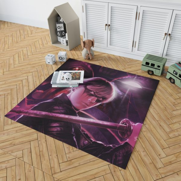 Demon Hunter Movie Bedroom Living Room Floor Carpet Rug 2