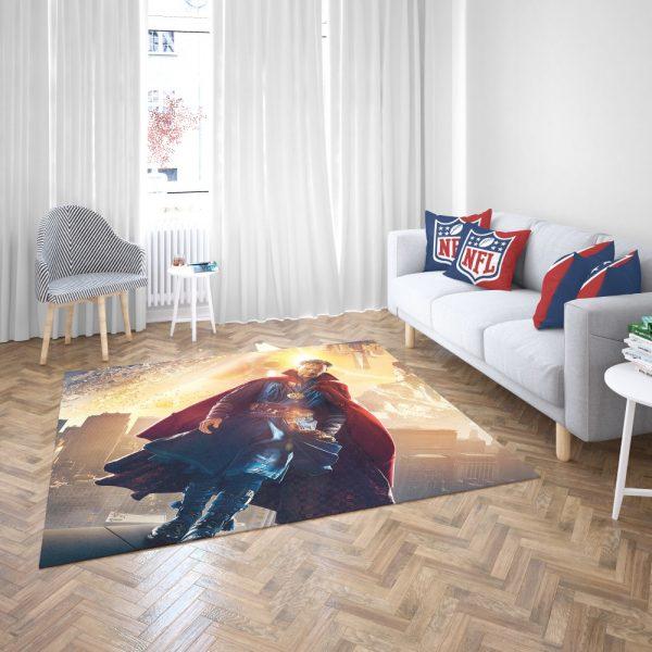Doctor Stephen Strange Avengers Bedroom Living Room Floor Carpet Rug 3