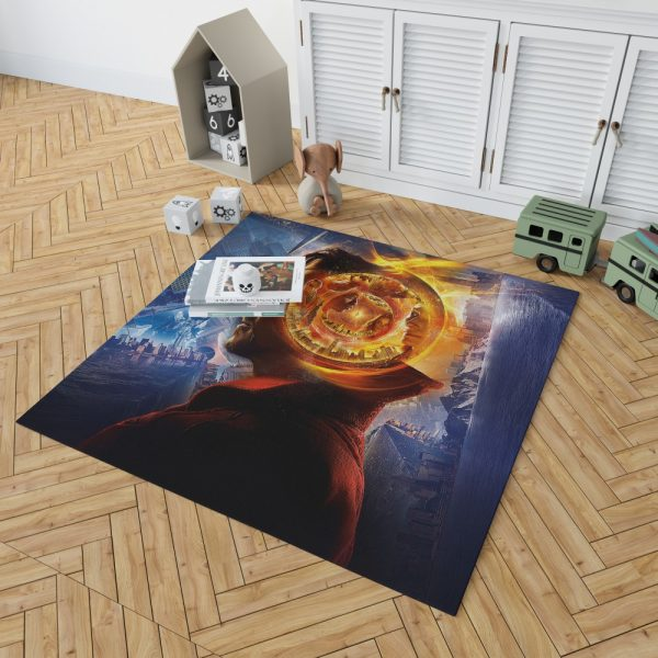 Doctor Strange 3 Bedroom Living Room Floor Carpet Rug 2
