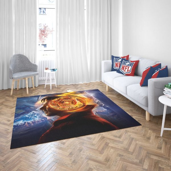 Doctor Strange 3 Bedroom Living Room Floor Carpet Rug 3