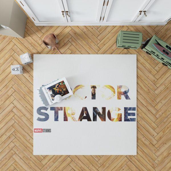 Doctor Strange Movie Bedroom Living Room Floor Carpet Rug 1