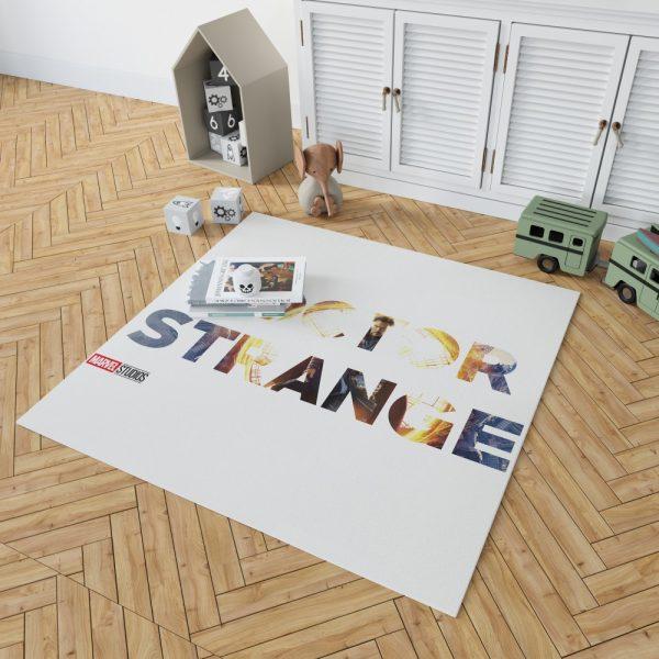 Doctor Strange Movie Bedroom Living Room Floor Carpet Rug 2