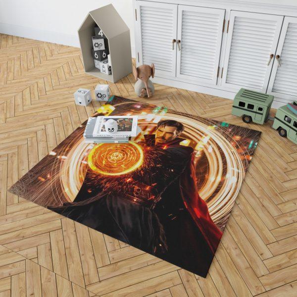 Doctor Strange Movie Benedict Cumberbatch Bedroom Living Room Floor Carpet Rug 2