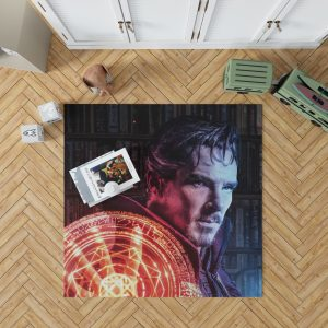 Doctor Strange Movie Fantasy Sci-fi Bedroom Living Room Floor Carpet Rug 1