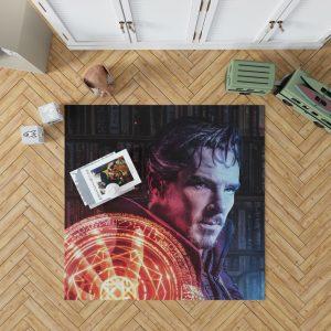 Doctor Strange Movie Fantasy Sci-fi Bedroom Living Room Floor Carpet Rug 1