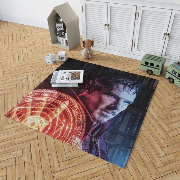 Doctor Strange Movie Fantasy Sci-fi Bedroom Living Room Floor Carpet Rug 2