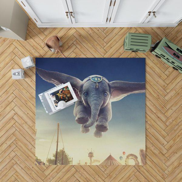 Dumbo 2019 Movie Bedroom Living Room Floor Carpet Rug 1
