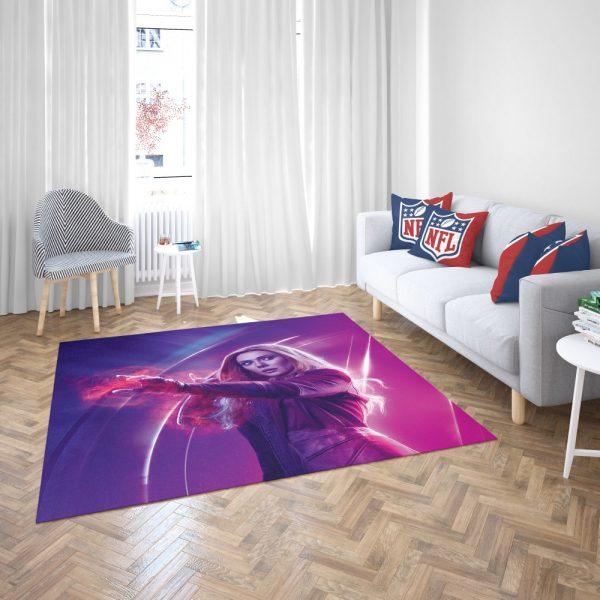Elizabeth Olsen Wanda Maximoff Avengers Bedroom Living Room Floor Carpet Rug 3