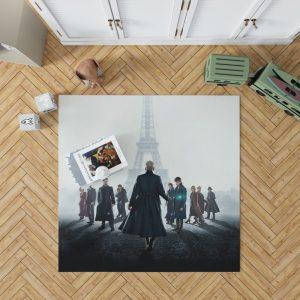 Fantastic Beasts The Crimes of Grindelwald Movie Bedroom Living Room Floor Carpet Rug 1