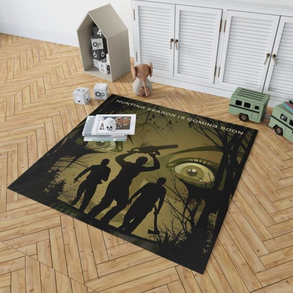 Game Movie 2013 Bedroom Living Room Floor Carpet Rug 2