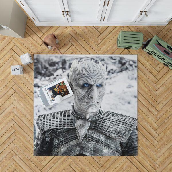 Game Of Thrones Night King Bedroom Living Room Floor Carpet Rug 1