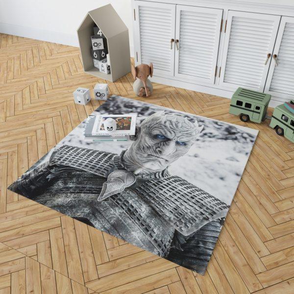 Game Of Thrones Night King Bedroom Living Room Floor Carpet Rug 2