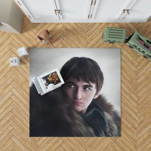 Game Of Thrones TV Series Bran Stark Bedroom Living Room Floor Carpet Rug 1