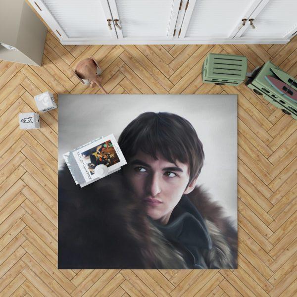 Game Of Thrones TV Series Bran Stark Bedroom Living Room Floor Carpet Rug 1