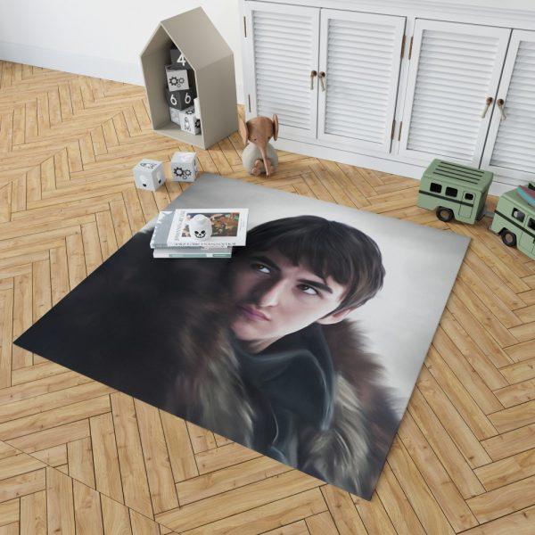 Game Of Thrones TV Series Bran Stark Bedroom Living Room Floor Carpet Rug 2