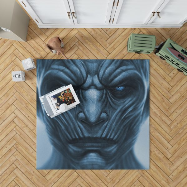 Game Of Thrones TV Series Night King GOT Bedroom Living Room Floor Carpet Rug 1