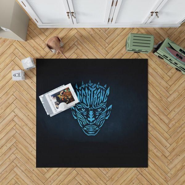 Game Of Thrones TV Series Night KingBedroom Living Room Floor Carpet Rug 1