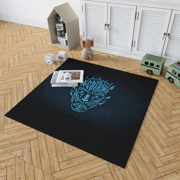 Game Of Thrones TV Series Night KingBedroom Living Room Floor Carpet Rug 2