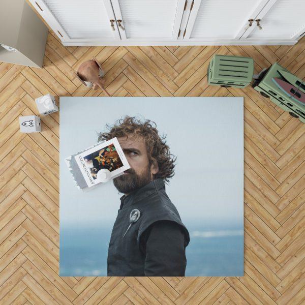 Game Of Thrones Tyrion Lannister Peter Dinklage Bedroom Living Room Floor Carpet Rug 1
