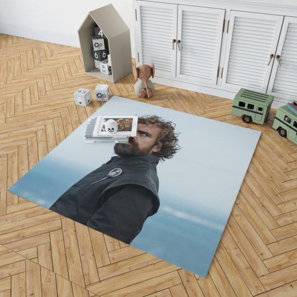 Game Of Thrones Tyrion Lannister Peter Dinklage Bedroom Living Room Floor Carpet Rug 2