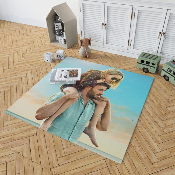 Gifted Movie Chris Evans Mckenna Grace Bedroom Living Room Floor Carpet Rug 2