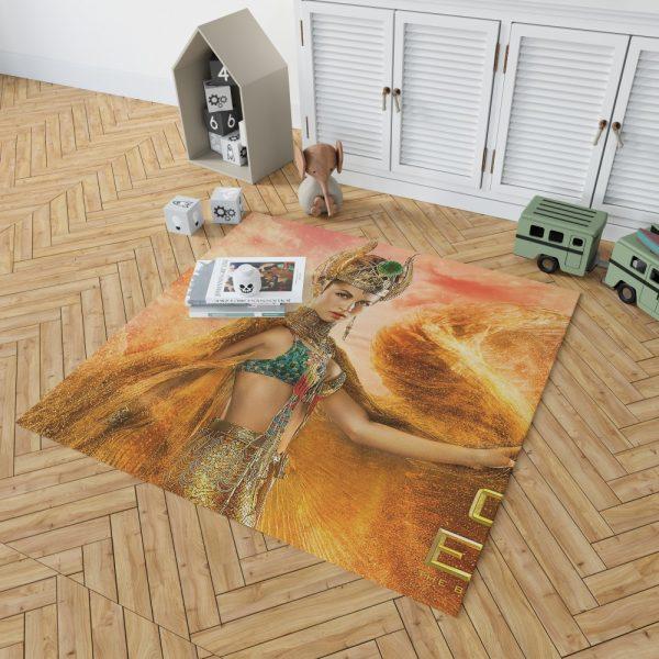 Gods Of Egypt Movie Crown Elodie Yung Goddess Hathor Bedroom Living Room Floor Carpet Rug 2