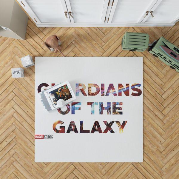 Guardians of the Galaxy Movie Bedroom Living Room Floor Carpet Rug 1