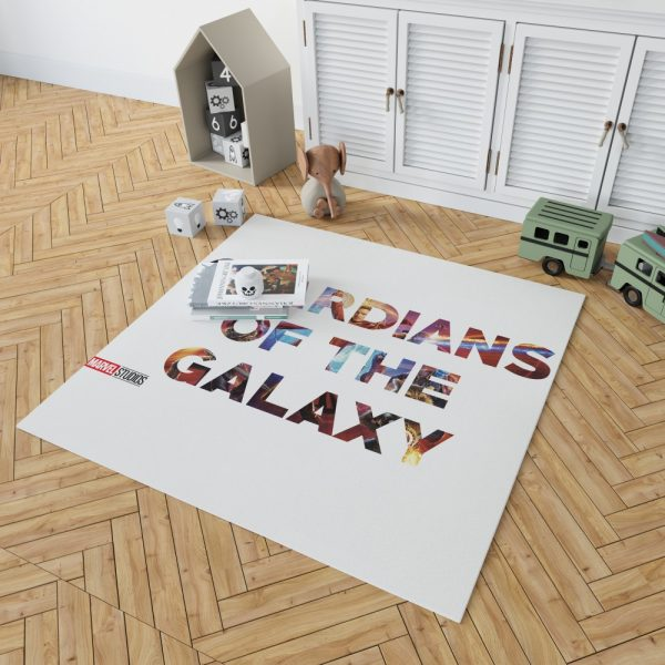 Guardians of the Galaxy Movie Bedroom Living Room Floor Carpet Rug 2