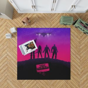 Guardians of the Galaxy Movie Guardians of the Galaxy Bedroom Living Room Floor Carpet Rug 1