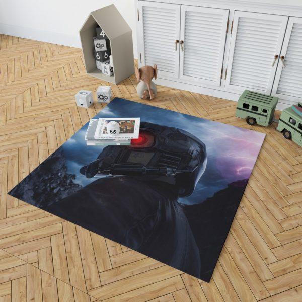 Guardians of the Galaxy Movie Star Lord Bedroom Living Room Floor Carpet Rug 2