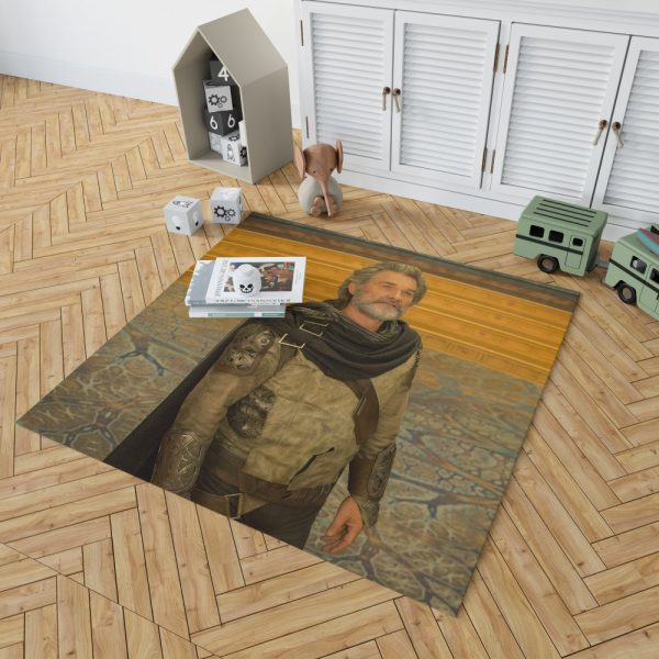 Guardians of the Galaxy Vol 2 Movie Ego Marvel Comics Kurt Russell Bedroom Living Room Floor Carpet Rug 2