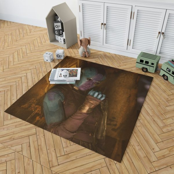 Guardians of the Galaxy Vol 2 Movie Karen Gillan Nebula Marvel Comics Bedroom Living Room Floor Carpet Rug 2
