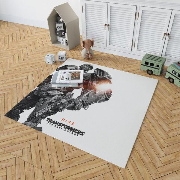 Hot Rod Transformers The Last Knight Bedroom Living Room Floor Carpet Rug 2
