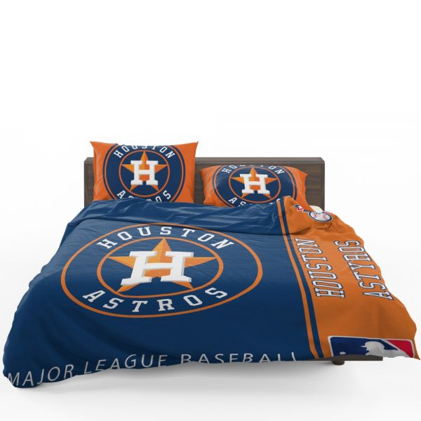 Houston Astros MLB Baseball American League Bedding Set 1