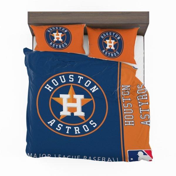 Houston Astros MLB Baseball American League Bedding Set 2