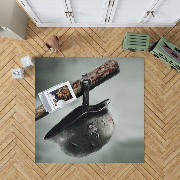 Inglourious Basterds Movie Bedroom Living Room Floor Carpet Rug 1