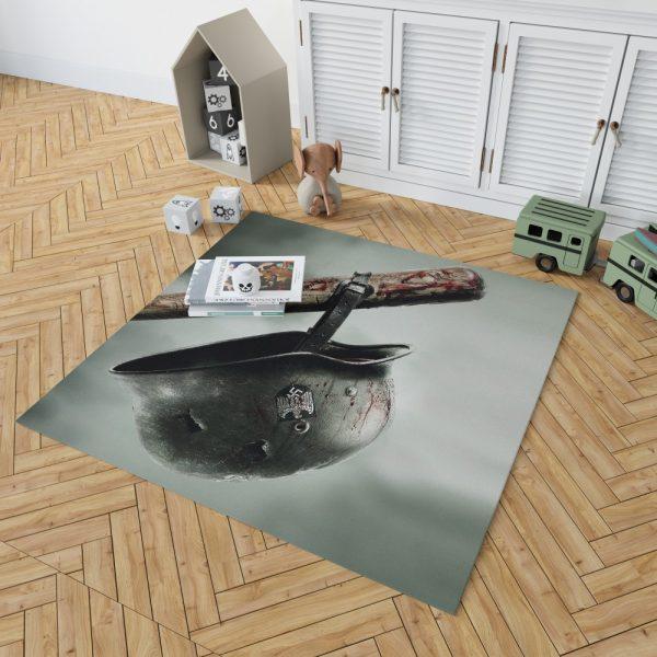 Inglourious Basterds Movie Bedroom Living Room Floor Carpet Rug 2