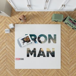 Iron Man Movie Bedroom Living Room Floor Carpet Rug 1