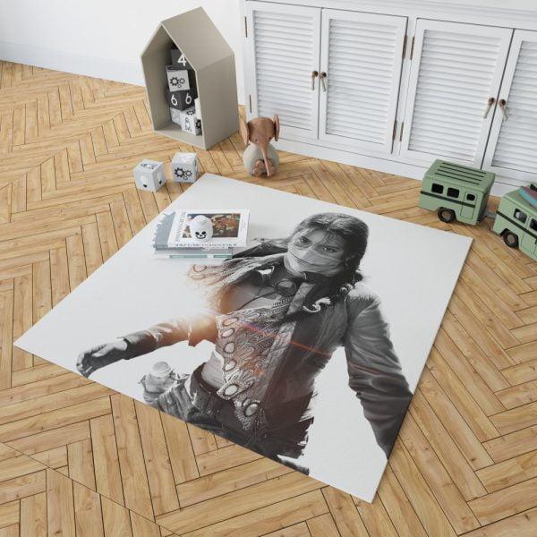 Isabela Moner Izabella Transformers the Last Knight Bedroom Living Room Floor Carpet Rug 2