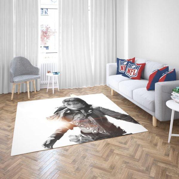 Isabela Moner Izabella Transformers the Last Knight Bedroom Living Room Floor Carpet Rug 3