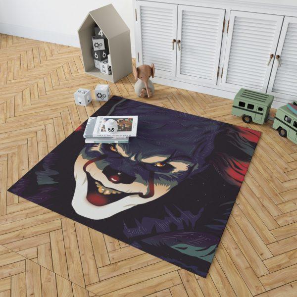 It 2017 Movie Bedroom Living Room Floor Carpet Rug 2